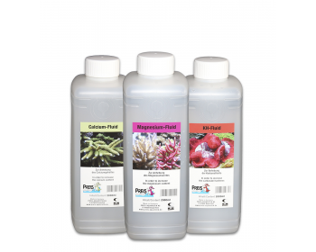 This is a very effective and simple way to add Calcium, Magnesium and Carbonate hardness to your aquarium.
