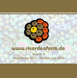 Banner Ricordea Farm Volume 2